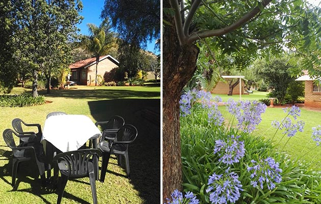 Kettle Guest Lodge - Rustenburg accommodation - North West