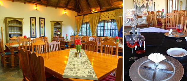 Shamma Game Lodge - Rustenburg accommodation - North West