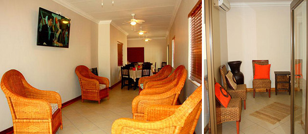 Grand Central Guesthouse -  Rustenburg accommodation - North West